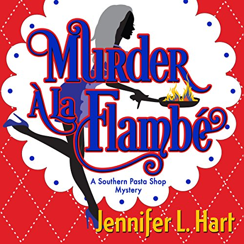 Murder á la Flambé cover art