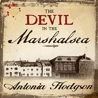 The Devil in the Marshalsea audiobook cover art