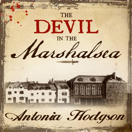 The Devil in the Marshalsea audiobook cover art