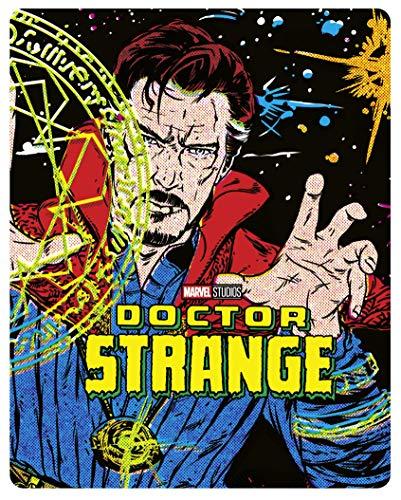 Doctor Strange [4K Ultra HD + Blu-Ray-Édition boîtier SteelBook]