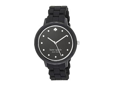 Kate Spade New York Morningside Watch KSW1607 (Black) Watches