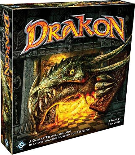 Fantasy Flight Games Drakon Board Game