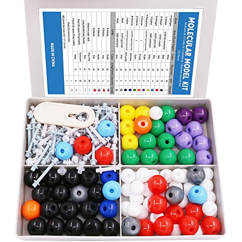 Swpeet 240 Pcs Organic Chemistry Molecular Model Student and...