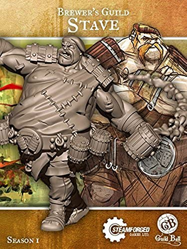 Guild Ball  Stave by Steamforged Games