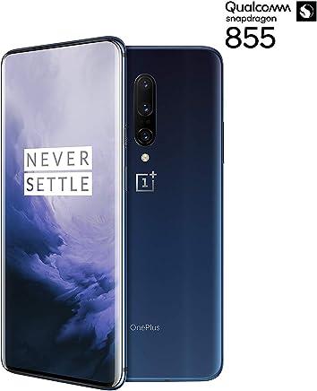 OnePlus 7 Pro GM1910 SIM-Free Dual SIM Smartphone (Nebula Blue (12+256GB))