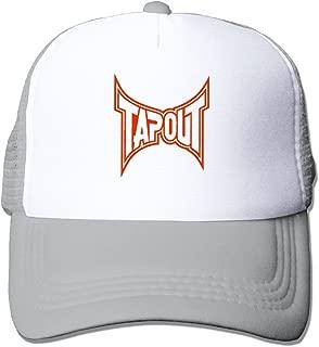 SFT Unisex Tap Out Trucker Baseball Mesh Cap Adjustable Hat