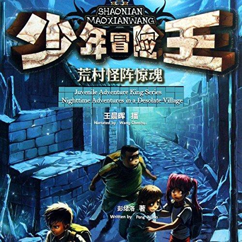 少年冒险王系列:夜惊荒村茅屋 - 少年冒險王系列:夜驚荒村茅屋 [Juvenile Adventure King Series: Nighttime Adventures in a Desolate Village] (Audio Drama) audiobook cover art