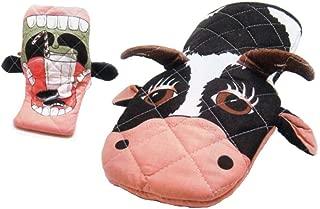 Oven Mitt Cow