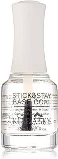 Kiara Sky Sticky & Stay Base Coat Nail Lacquer 15 ml