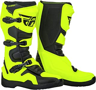 Fly Racing 2020 Maverik Boots (11) (HI-VIZ/Black)