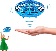 $22 » SENCLE Hand Operated Drones Flying Toys for Kids or Adults, Mini Drone Helicopter for Boys, Easy Indoor UFO Flying Ball Drone Toys for 4,5,6,7,8,9,10,11,12 Years Old Boys or Girls