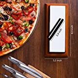 Whetstone Knife Sharpening Stone | Waterstone Knife Sharpener 1000-6000 Grit with Non-Slip Bamboo Base and Angle Guide | Best Wet Stone Kitchen Knives Sharpening Kit