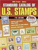 2004 Krause-Minkus Standard Catalog of U.S. Stamps: 2004 edition-Listings 1845-Date