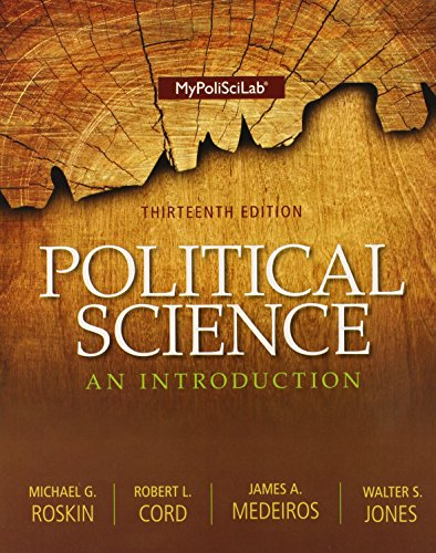 Political Science: An Introduction Plus NEW MyPolisciLab with Pearson eText-- Access Card Package (13th Edition)
