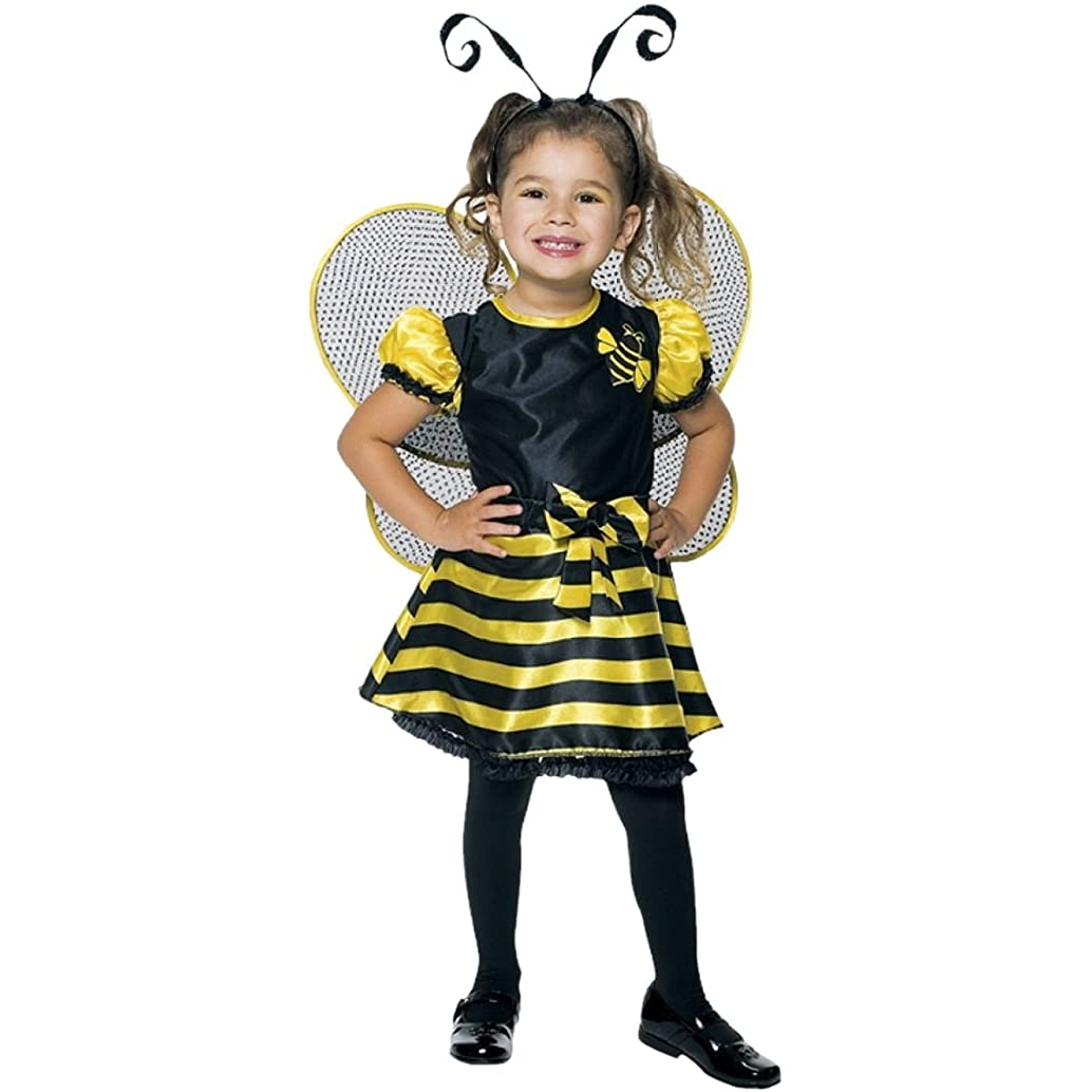 Bumble Bee Costume - Toddler Medium