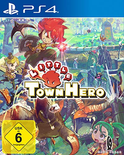 NIS America Little Town Hero Big Idea Edition (Playstation 4)