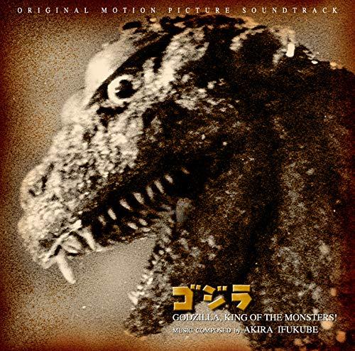 Godzilla Original Soundtrack