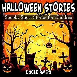 Halloween Stories: Spooky Short Stories for Kids audiobook cover art