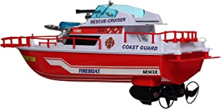 Keess Mx0006-15 Coast Guard Rescue Boat With Remote Control