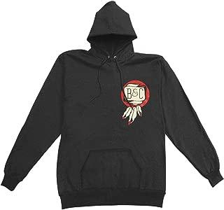 Balance And Composure Men's Headdress/Tomahawks Hooded Sweatshirt Black