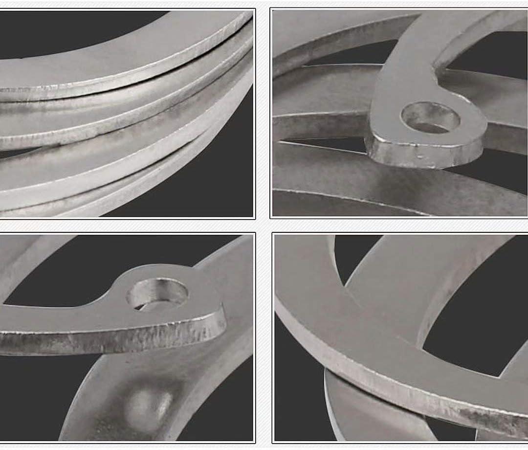 Edelstahl Snap Haltering Sicherungsring Sortiment Set XIZONLIN ¢8 Sicherungsringe