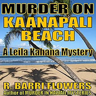 Murder on Kaanapali Beach audiobook cover art