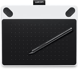 ワコム Intuos Draw 【旧モデル】ペン入力専用 お絵描き入門モデル Sサイズ ホワイト CTL-490/W0
