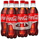 Coca-Cola, Soda Soft Drink, 16.9 oz (pack of 6)