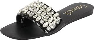 Catwalk Black Slip-on for Women's
