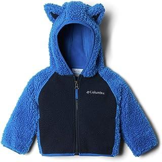 Columbia Infant Foxy Baby Sherpa Full Zip, Warm & Cozy, Winter Jacket