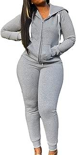 Coolred-Men Solid-Colored Cardigan Hooded 2pcs Set Jogger Tracksuit Set