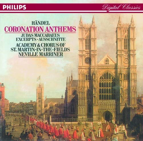 Joan Rodgers, Catherine Denly, Anthony Rolfe Johnson, Robert Dean, Academy of St. Martin in the Fields Chorus, Academy of St. Martin in the Fields Chamber Ensemble, Sir Neville Marriner, Academy of St. Martin in the Fields & Alastair Ross
