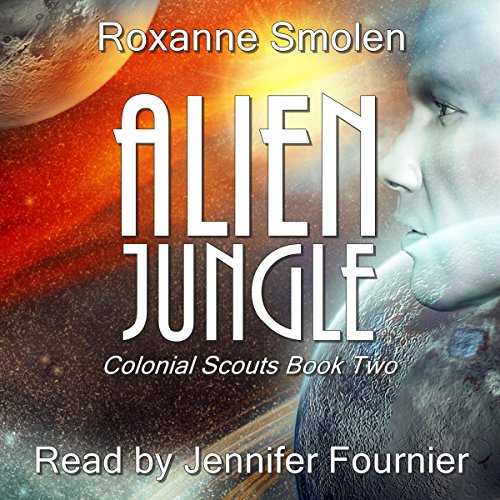 Alien Jungle audiobook cover art