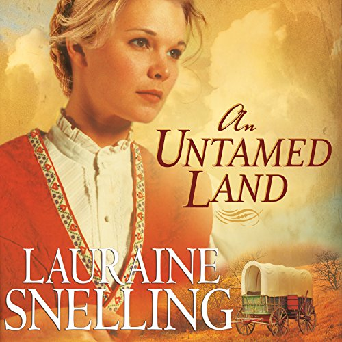 An Untamed Land audiobook cover art