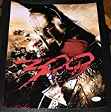 GERARD BUTLER SIGNED AUTOGRAPH CLASSIC'300' ACTION PROMO 11X14 PHOTO JSA L74025