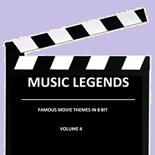 Famous movie themes in 8 bit Volume 4