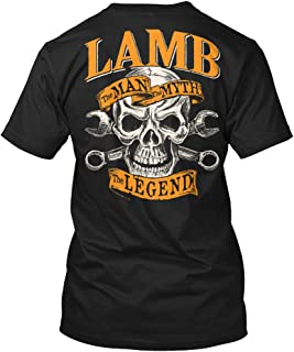 the lamb the legend shirt