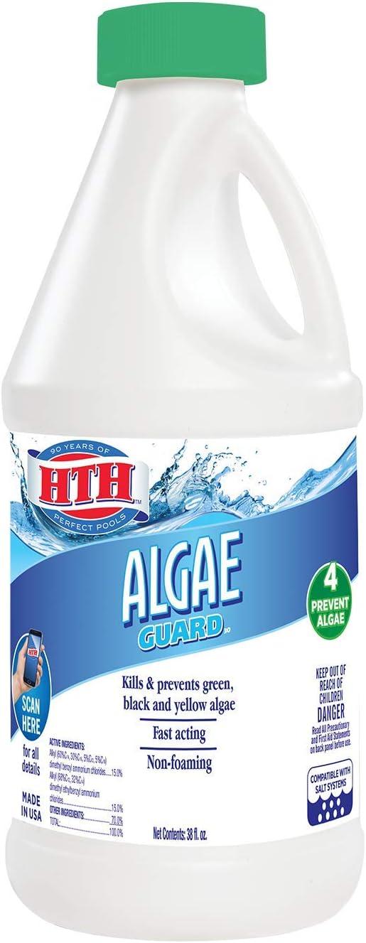 HTH 67037 Algae Award Guard Swimming Pool oz Cleanser Max 75% OFF 38 fl Algaecide