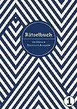 Deluxe Rtselbuch/Rtselblock fr Erwachsene und Senioren/Rentner mit Grodruck im DIN A4-Format: , inkl. Kreuzwortrtsel, Sudoku, Stradoku, ... fr Erwachsene in groer Schrift