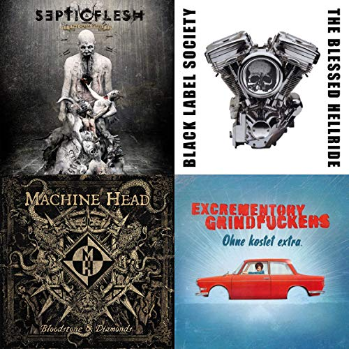 Top 50 Prime-Songs: Metal & Hardrock