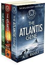The Atlantis Trilogy: The Atlantis Gene, The Atlantis Plague, The Atlantis World