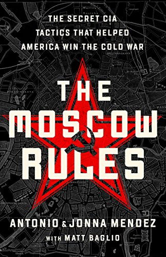 The Moscow Rules  By  cover art