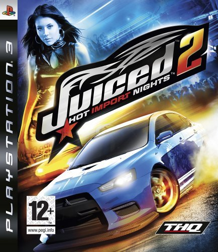 Juiced 2: Hot Import Nights (Playstation 3)[Importación inglesa]