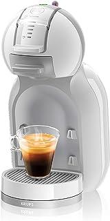 comprar comparacion Krups Dolce Gusto Mini Me KP1201 - Cafetera de cápsulas, 15 bares de presión, color blanco y gris