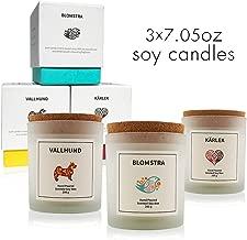 Best vetiver cedar candle Reviews