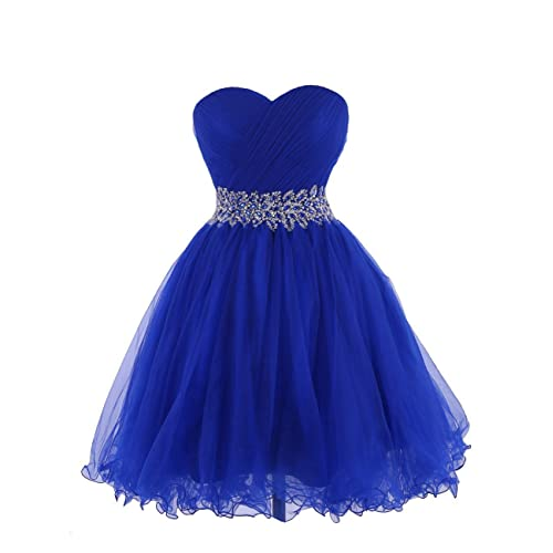 79b74f9ff23e KARMA PROM Women's Sweetheart Tulle Cocktail Dress Homecoming Dress