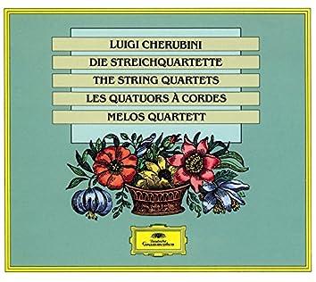 Cherubini: The String Quartets