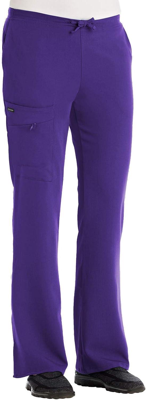 Jockey Women's Scrubs Scrub Purple XLP Department store Pant Tulsa Mall