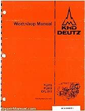 JS-DE-S-ENG912-PLUS Deutz-Allis Model 912 913 Engine Service Manual