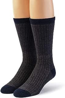Warrior Alpaca Socks - Heavy-Duty Alpaca Wool Cold Weather Work Socks | Men & Women, Terry Lined